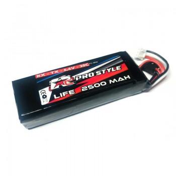 Bateria Life 2500MAH Rx-Tx...